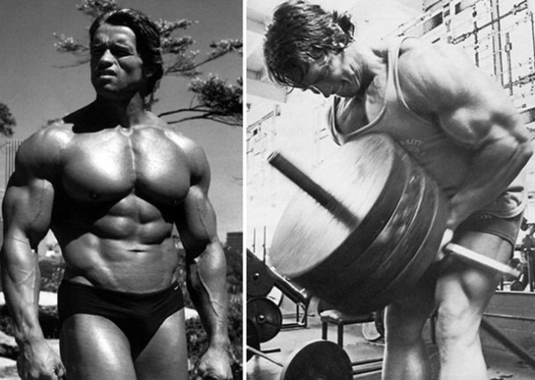 Arnold Schwarzenegger Quotes and Motivation