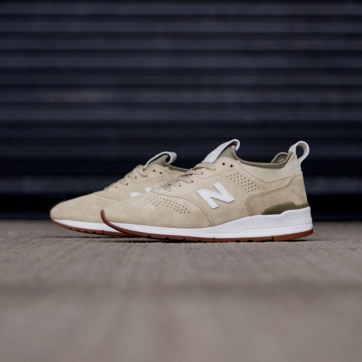 New Balance 997 'Deconstructed'
