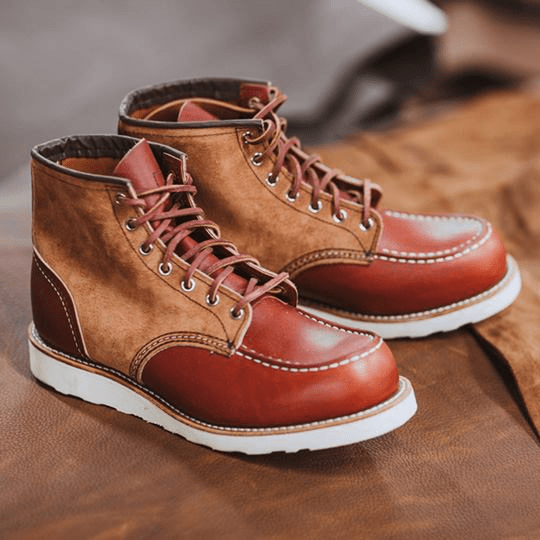 Red Wing 8819 Classic Moc Two Tone