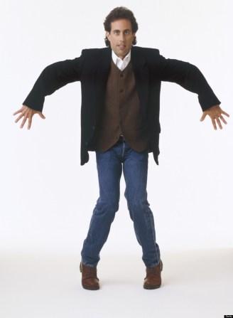 Jerry Seinfeld halloween Costume