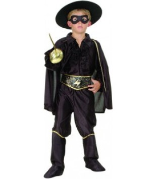 Masked Bandit Halloween costume