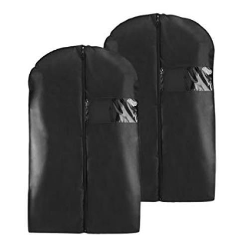 bags to store leather jackets