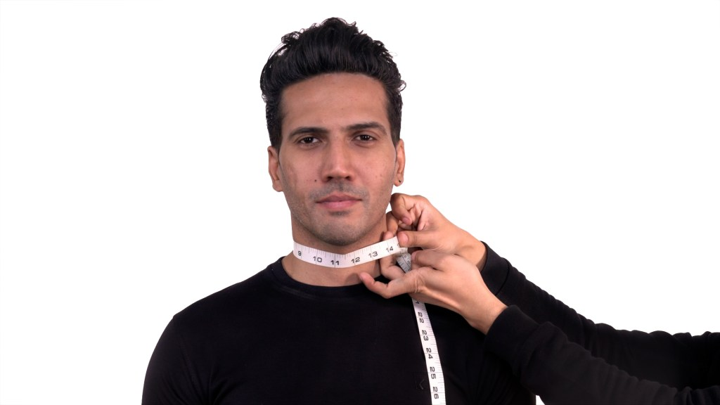 How To Take Neck Measurement