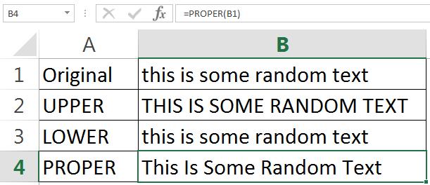 example of proper formula