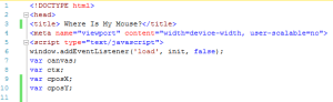 image showing canvas header for next example