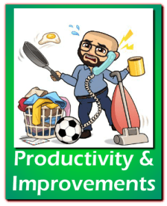 productivity and improvements