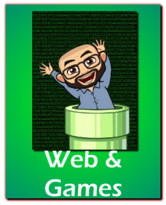 Web and Games Image
