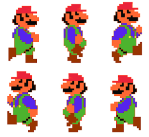 sprite sheet example for sprite sheet animation