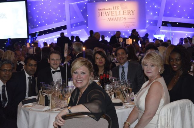 TJC at the UK Jewellery Awards 2016