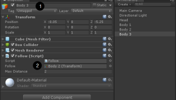 How to customize Unity script templates