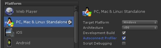 Mobile Optimization - Unity Profiler