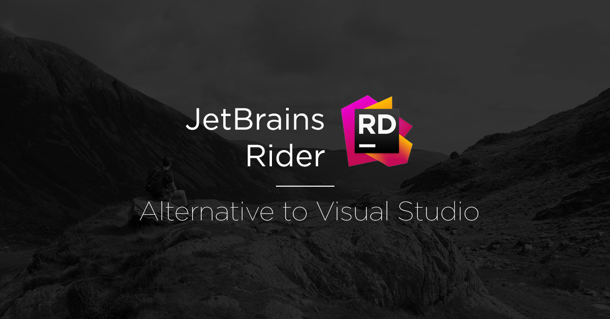 JetBrains Rider: An Alternative to Visual Studio