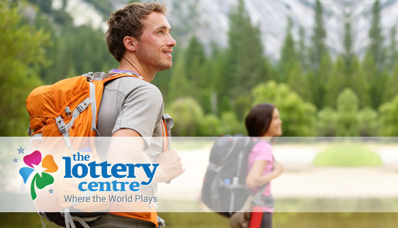 The Lottery Centre presents perfect global walking trails