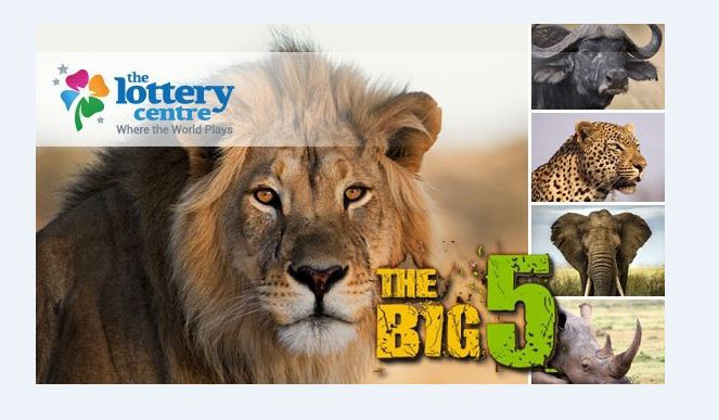 The Lottery Centre explores Africa's animal kingdom