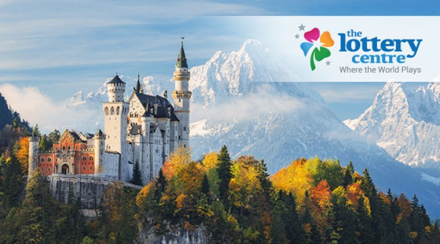 Extraordinary castles lottery players would love to visit.
