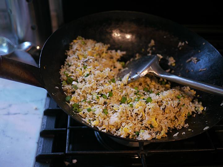 Inspired by the SGV's Chengdu Taste: Chengdu Fried Rice (Chengdu Chao Fan)