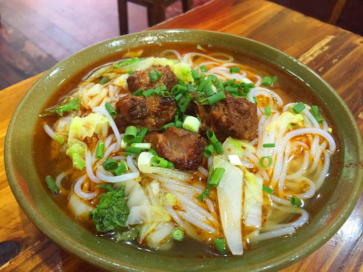 Chengdu noodles hong shao nui rou mian