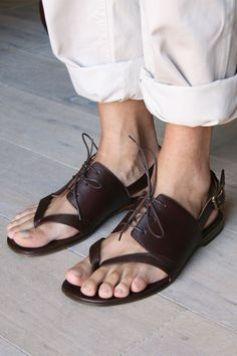 unfashionable footwear no more!