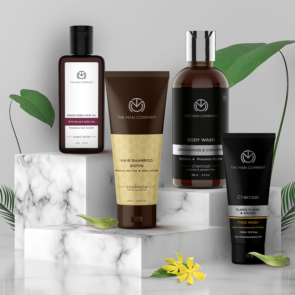 The Man Company's Everyday Essential Gift Box for Father's Day