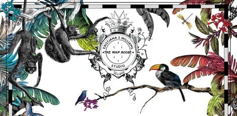 Art Cartography Invitation TOP