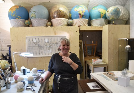 Loraine Rutt of The Little Globe Co