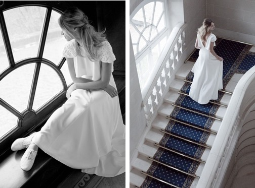 Le Guepard by Margaux Tardits at The Mews Bridal