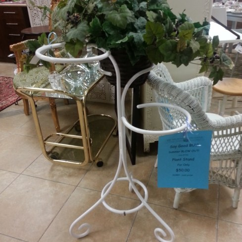 Plant Stand NOW $50.00