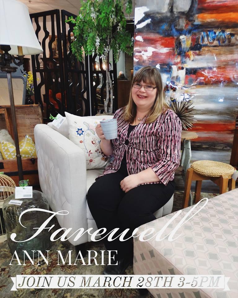 FAREWELL ANN MARIE