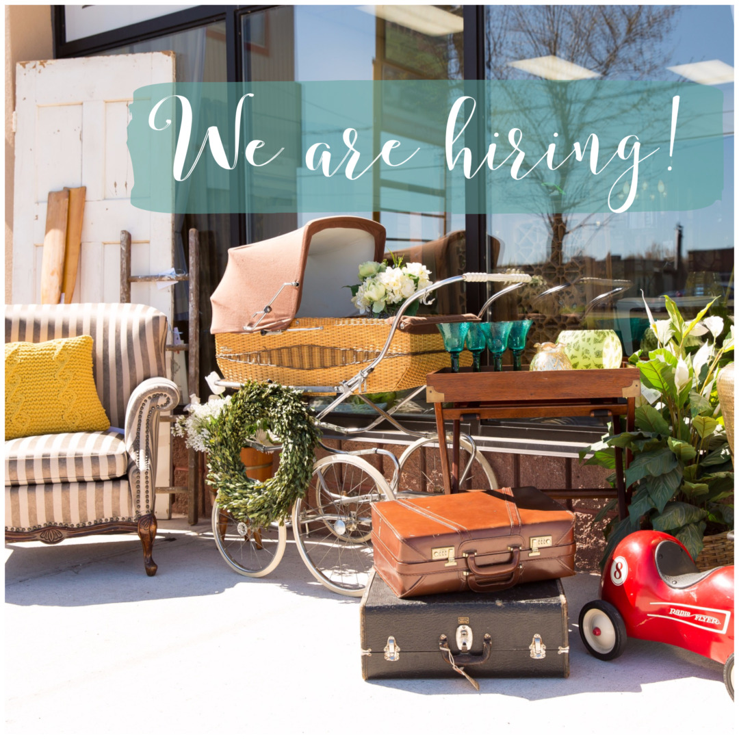 Hiring PART-TIME Stager/Sales Associate Kitchener