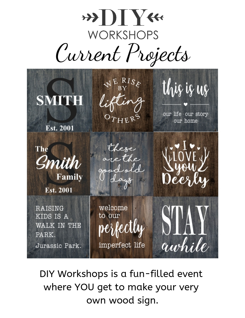 Sign-Making Workshop