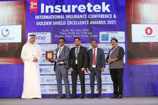 AWNIC Receives 'Innovation of the Year' Award by InsureTek