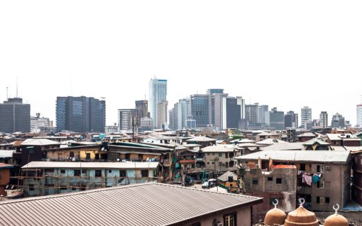 Lagos is the largest city of Nigeria