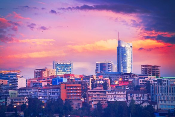 Kigali is the capital and largest city of Rwanda
