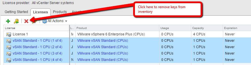 Captain vSAN and the Case of the Cluster License Mystery – The