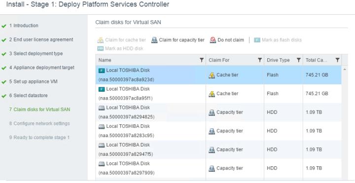 Configuring a Dell PERC H730 Mini – Journey to vSAN 6 6