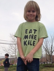 EAT MORE KALE
