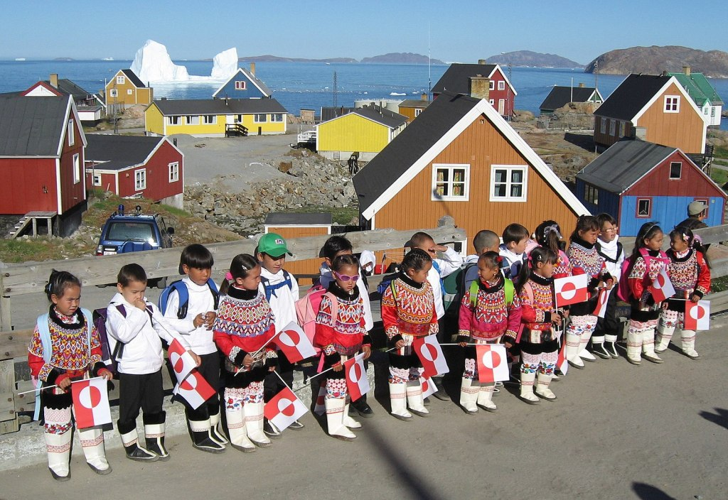 First_Day_of_School_In_Greenland