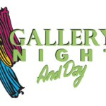 Map of Gallery Night & Day, July 27-28, 2012