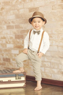 boy styling for photo session