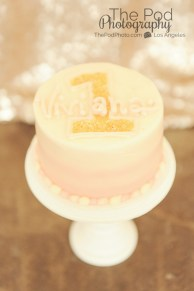 Best-First-Birthday-Cake-Smash-Photographer-Los-Angeles-Portrait-Studio-SusieCakes-Marina-Del-Rey-Viviana-One-Smash-Cake-Pink-Gold-Sequins