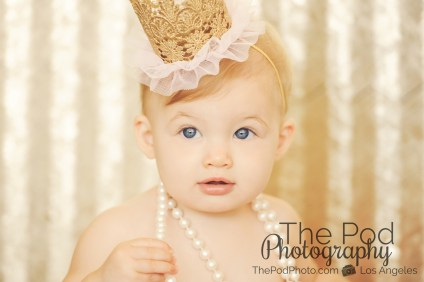 Gorgeous-Baby-Girl-Pink-Gold-Crown-Tutu-Blue-Eyes-Best-Baby-Photographer-Los-Angeles