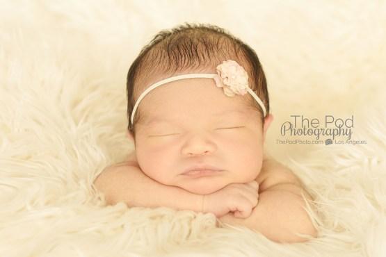 newborn-girl-photography-studio-santa-monica