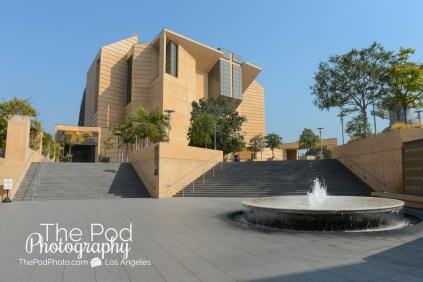 Event-Photographer-Los-Angeles-Baptism-Cathedral-Of-Our-Lady-Exterior-Photo
