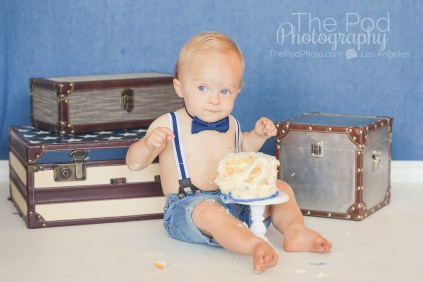 All American Boy Cake Smash!