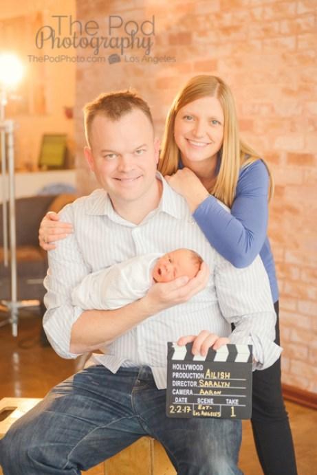 unique-behind-the-scenes-newborn-family-picture