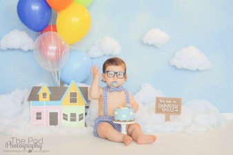 Baby-Nerd-Glasses-Old-Man-From-Disney-Pixar-Up-Cake-Smash