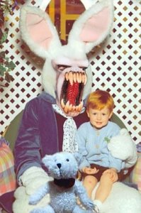 The Evil Easter Bunny
