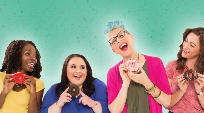 Lisa Lampanelli is STUFFED off-Broadway in NYC