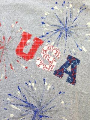 HeatnBond Lite Patriotic shirts