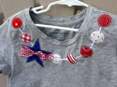 HetnBond Lite patriotic kids shirts